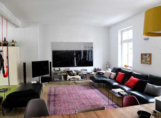 Einzigartige Loftwohnung zum Wohnen und Arbeiten mitten in Stuttgart