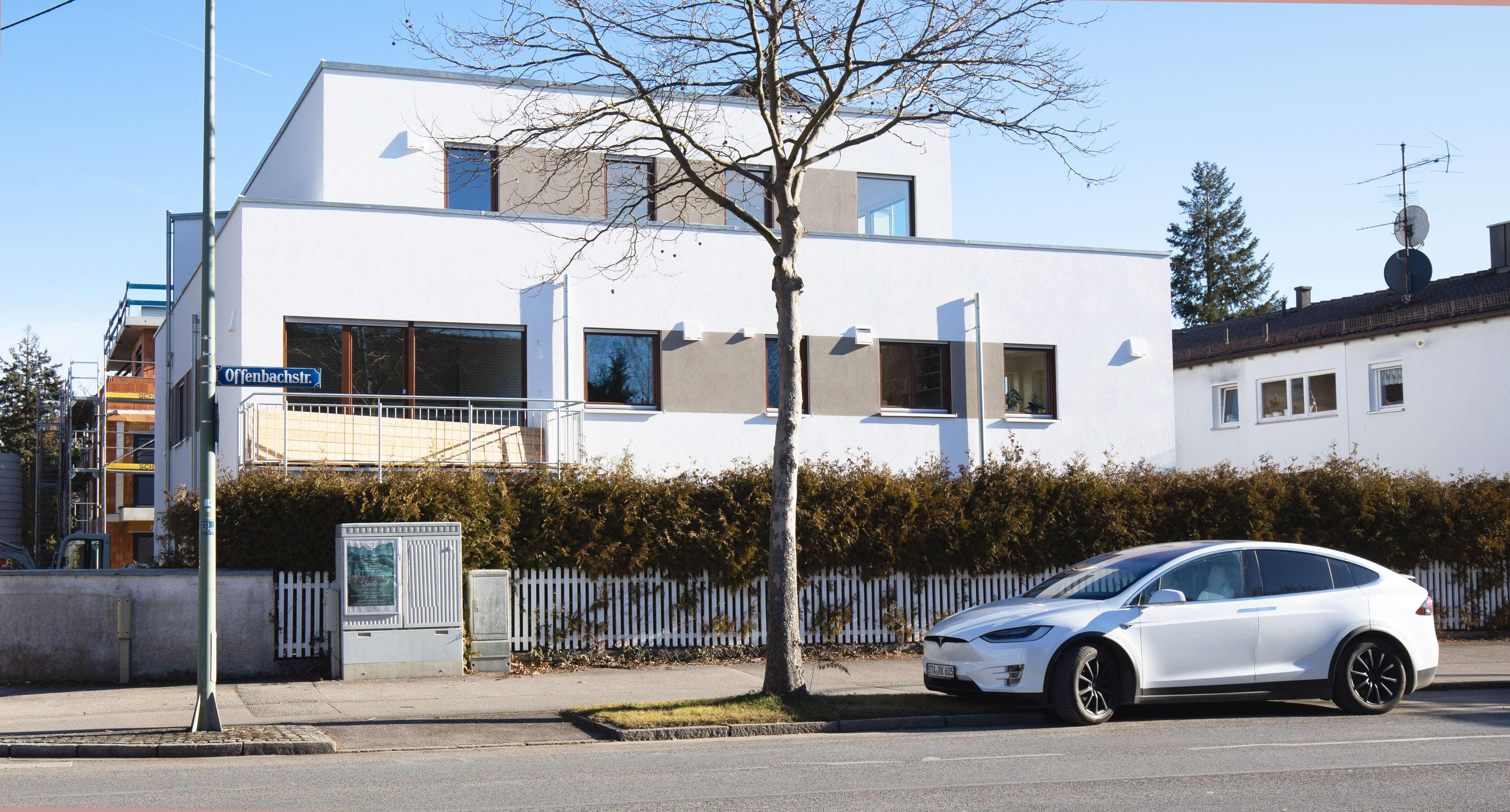 Erstbezug: 2-Zimmer-Wohnung mit viel Sonne und Komfort in Obermenzing (München)
