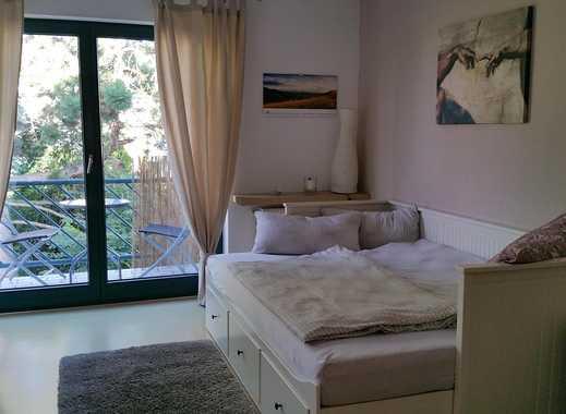 1 Zimmer mit Balkon in DHH