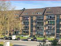 Hübsche 4-Zimmerwohnung mit zwei Balkonen