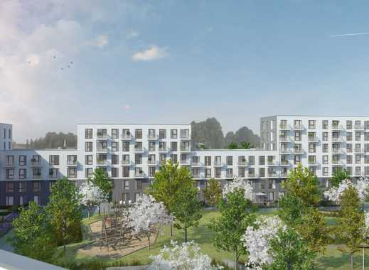 PANDION PENTA 2.BA - Stilvolle 3-Zimmer-Wohnung mit Barrierefreiheit und Loggia in Top-Lage
