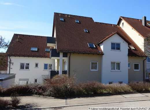 Moderne 2-Zimmer-Wohnung mit Balkon in Nattheim