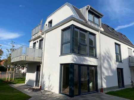 Hochwertig ausgestattete 3-Zimmer-Wohnung mit Balkon Erstbezug in Obermenzing (München)