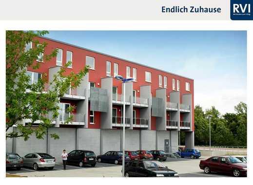 Schicke 3 ZKB-Wohnung mit Balkon und direkter Einkaufsmöglichkeit - direkt vom Vermieter