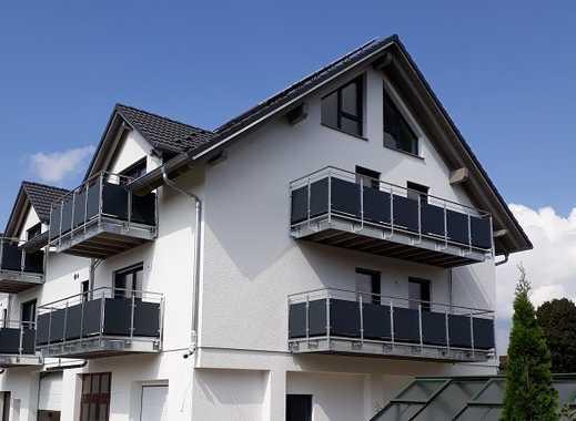 neuwertige 2-Zimmer-DG-Wohnung mit Gallerie und 2 Balkonen in Freising