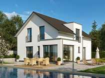 Schickes Einfamilienhaus mit unverbaubarem Ausblick