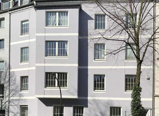 Df.-Flingern/Nord: 4-Raum-Wohnung in reizvollem Altbau