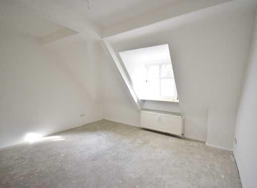 Gut geschnittene Dachgeschosswohnung in ruhiger Lage