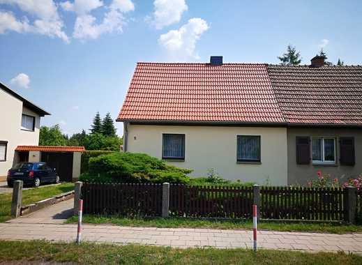 Einfamilienhaus als Doppelhaushälfte