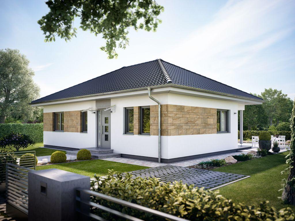 Barrierefrei toller bungalow schl sselfertig okal - Bungalow okal ...