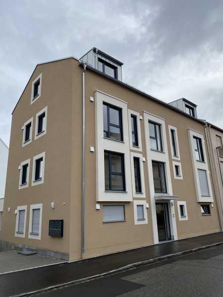 Erstbezug: Exklusive 4-Zimmer-Maisonette-Wohnung in Augsburg - BESICHTIGUNG: SA., 29.02.20 10-12UHR in Lechhausen (Augsburg)