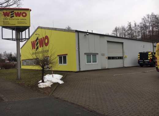 Lager-, Produktionshalle in Top-Lage Chemnitz zu vermieten