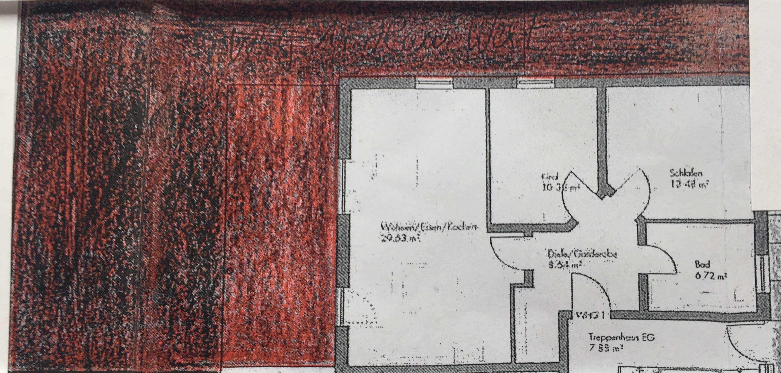 3-Zi.Wohnung Neubau mit Garten in Ingolstadt Etting ab 01.04.2020 verfügbar, ohne Maklerprovision in Etting