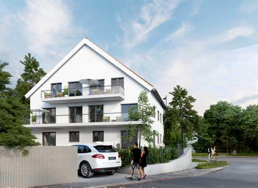"""""""Stadt Villa"""" Lauf: Großzügige 3 Zimmer Neubauwohnung im Erdgeschoß"""