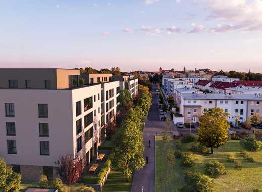 Viel Raum & Licht! Exklusive Penthaus-Wohnung mit Terrasse und Balkon im wunderbaren Nürnberg