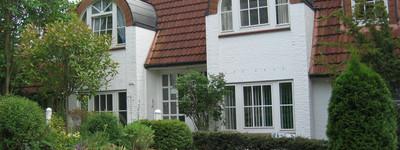 Schicke Wohnung auf zwei Ebenen mit Blick ins Grüne