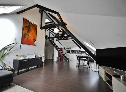 Exclusive City-Loft-Wohnung mit traumhafter Küche und Galerie in Mönchengladbach