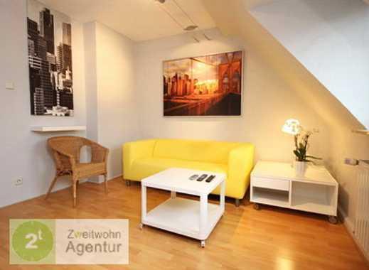 Möblierte 2 Zimmer-Wohnung inkl. WLAN, Meerbusch-Büderich, Grünstr.