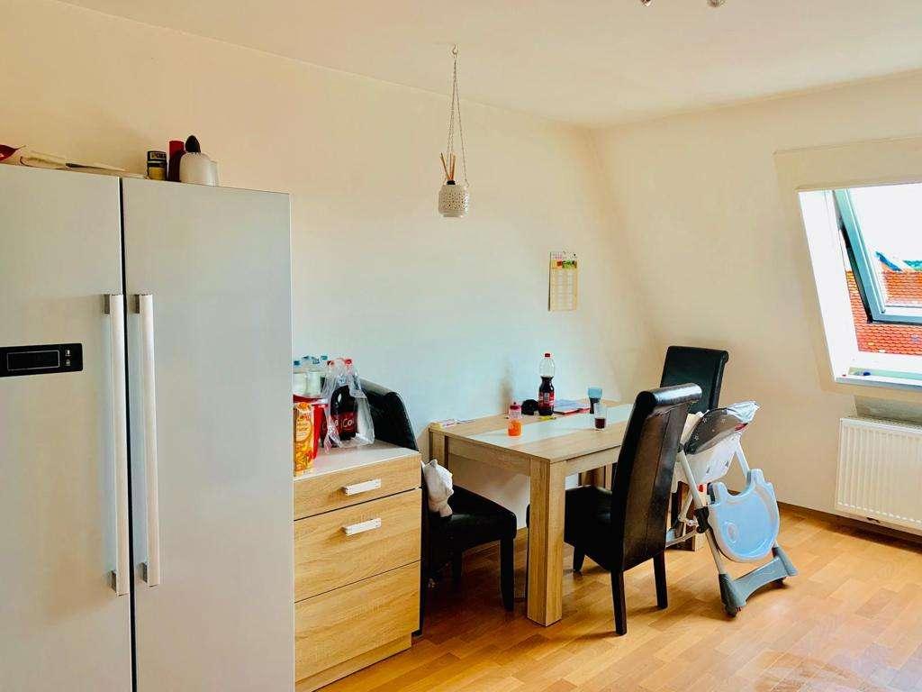 Renovierte 3-Zimmer-DG-Wohnung zur Miete in Sulzbach-Rosenberg