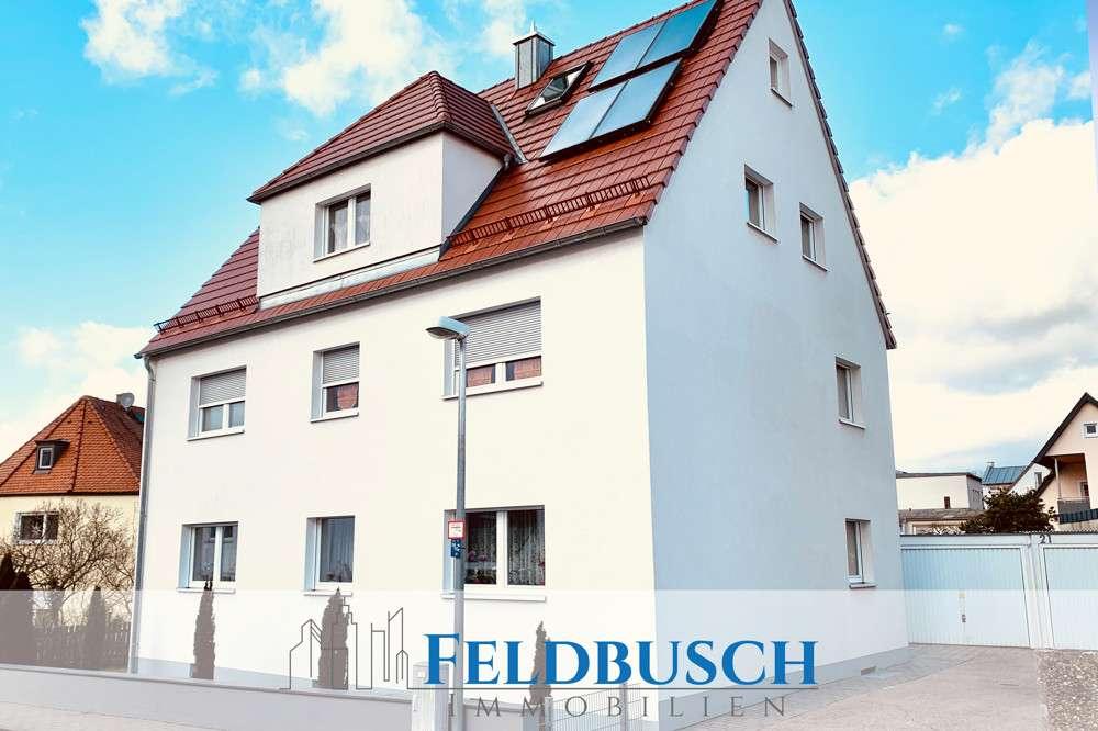 3-Zimmer Maisonette-Wohnung nähe Schlossbad zur Miete in
