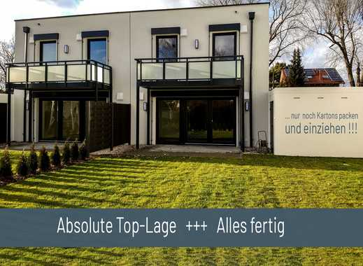 Neu gebaute bezugsfertige DHH inkl. Garage und Aussenanlagen in Berlin-Köpenick