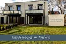 Bild Neu gebaute bezugsfertige DHH inkl. Garage und Aussenanlagen in Berlin-Köpenick