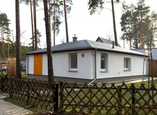 Ein Haus im Grünen in unmittelbarer Seenähe