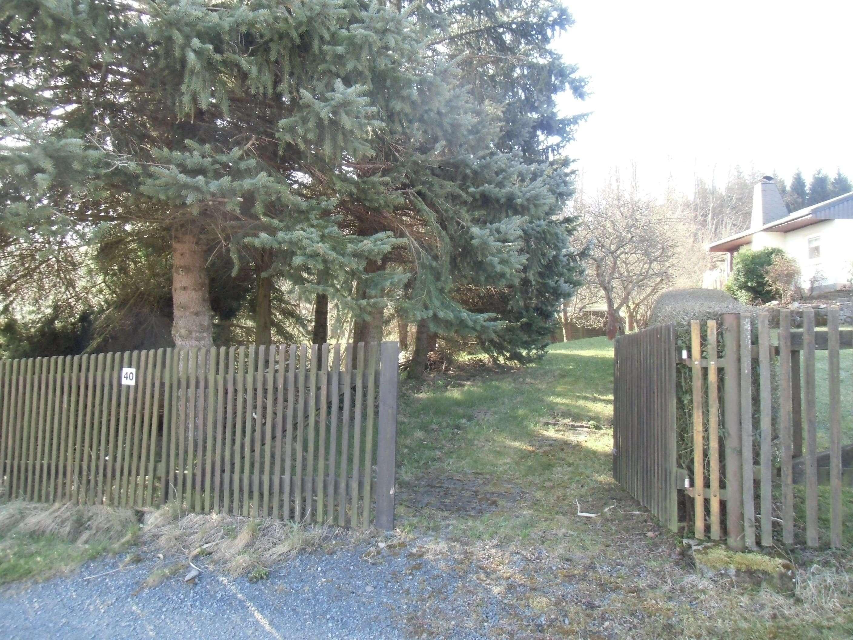 Gartengrundstück als Eigentumsland in reizvoller Umgebung - Grundstück zum Kauf in Rabenau