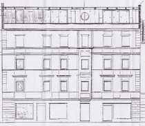Mietshaus in Cottbus Kolkwitzer Straße