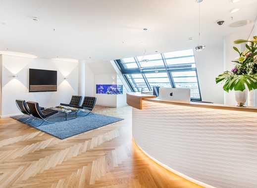 Voll ausgestattete, exklusive Büros am Ballindamm über der Europa Passage provisionsfrei mieten!