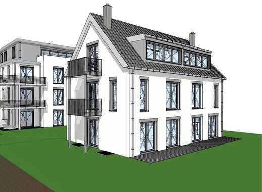 Neubau - Doppelhaushälfte mit Terrasse und Balkon in Bühlau