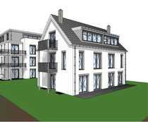 Neubau - Doppelhaushälfte mit Terrasse und