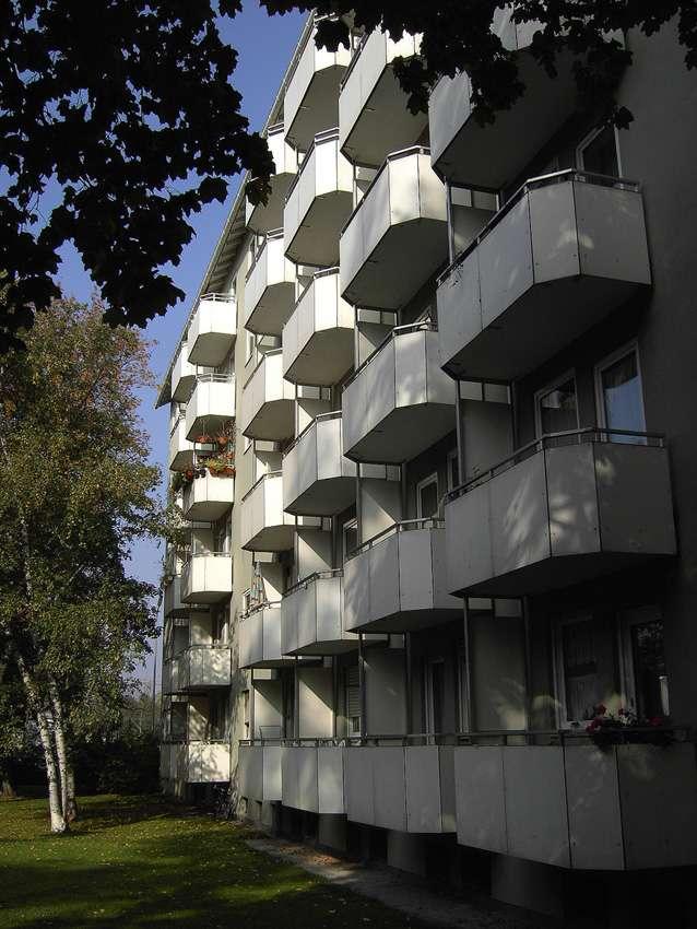3 Zi.-Wohnung mit Wohnküche