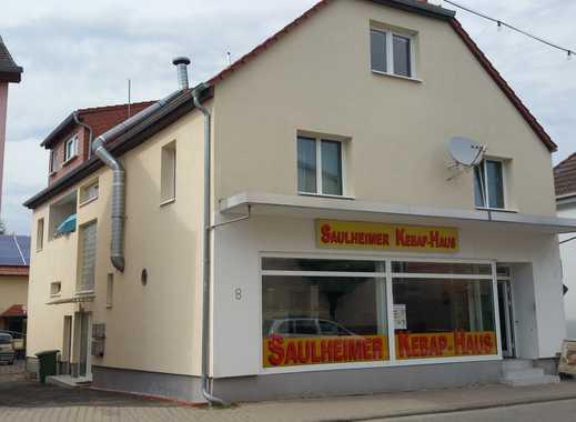 Schöne 5 Zimmer Wohnung in Alzey-Worms (Kreis), Saulheim