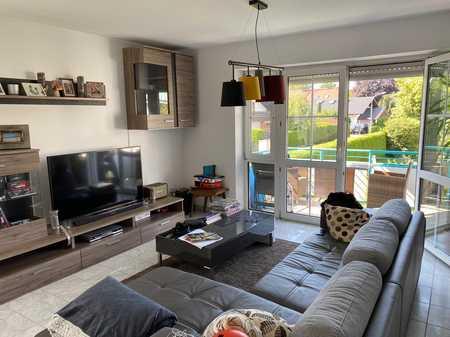 Stilvolle, gepflegte 3-Zimmer-Wohnung mit Balkon und Einbauküche in Inning in Inning am Ammersee