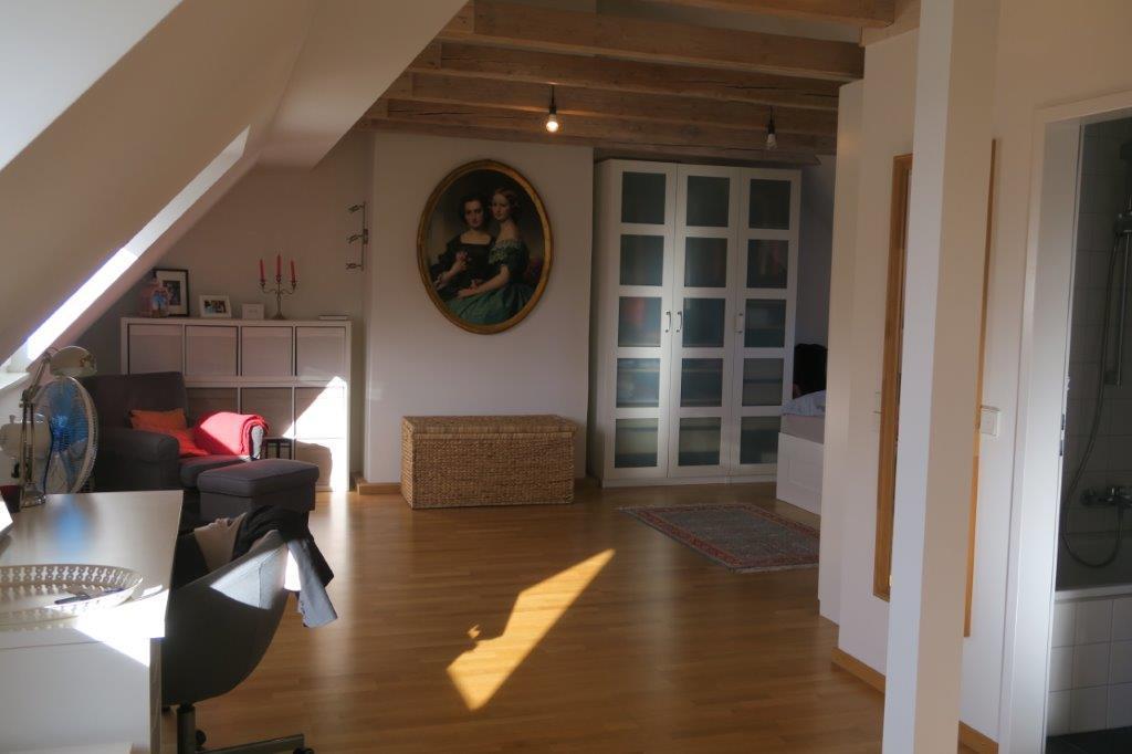 Loft-Wohnung in der Maxvorstadt