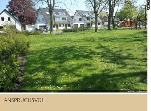 D-Unterbach, Baugrundstück für ein Doppelhaus