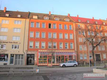 Zentral Wohnen - 3 Zimmer - ALTBAU mit Flair :) in Galgenhof (Nürnberg)