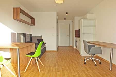 Top Apartment (barrierefrei) in Pfarrkirchen, voll möbliert, Balkon, EBK, Fußb.-Hzg., ab 01.09.2020 in Pfarrkirchen