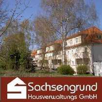 Wohntraum mitten im Grünen 3-Raumwohnung