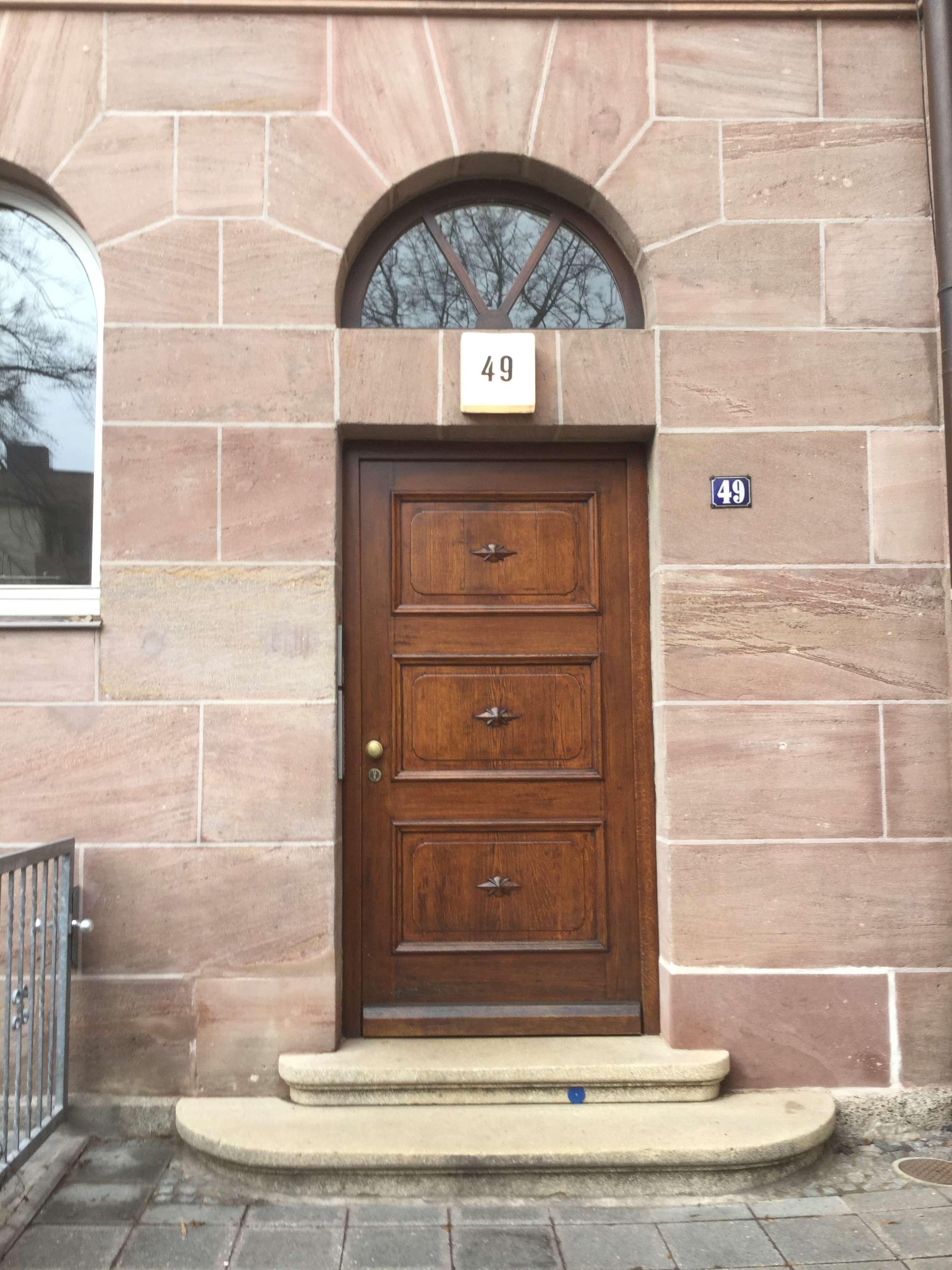 Geräumige 3-Zimmer-Wohnung zur Miete in Nürnberg in Guntherstraße (Nürnberg)