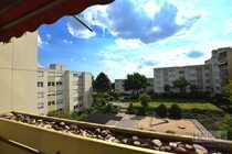 Helle gepflegte 3-Zimmer-Wohnung mit Balkon
