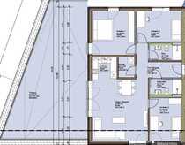 Exklusive 4 Zimmer Neubau-Penthouse-Wohnung in