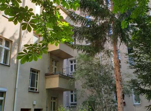 Berlin-Friedenau: 3 Zimmer vermietet. Altbau mit Balkon im Rheingauviertel