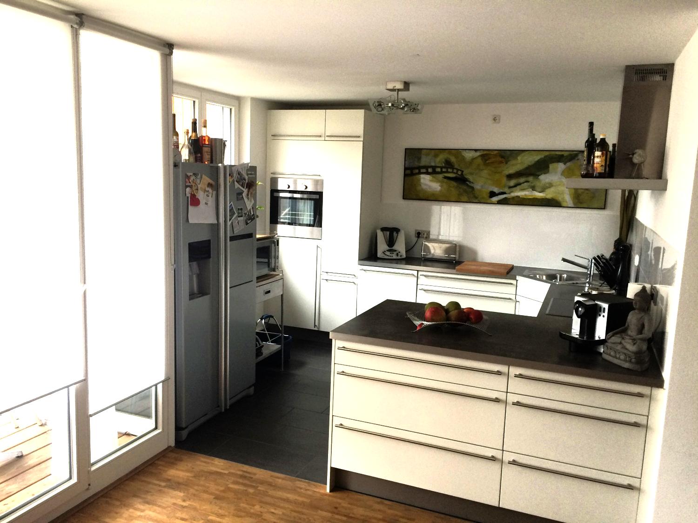 Helle 3-Zimmerwohnung in kleiner Wohnanlage