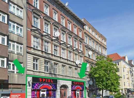 Bestlage am Schultheiss-Quartier: Flexibel nutzbares Gewerbe in der Stromstraße