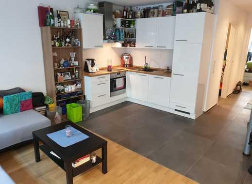 Neuwertige, 2-Zimmer-Wohnung mit Terrasse, exklusiver Einbauküche & Tiefgarage in absoluter Citylage