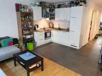 Neuwertige 2-Zimmer-Wohnung mit Terrasse exklusiver