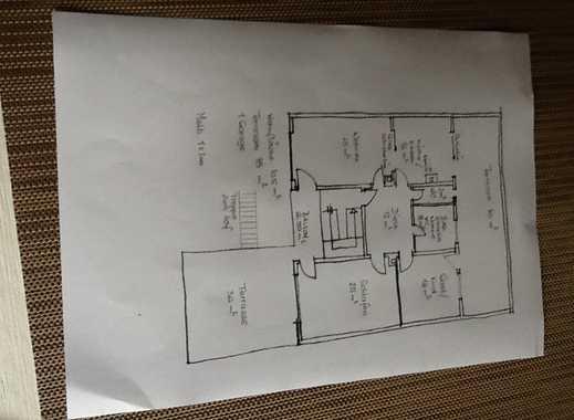 Sanierte 4-Zimmer-Wohnung mit Balkon in Schifferstadt