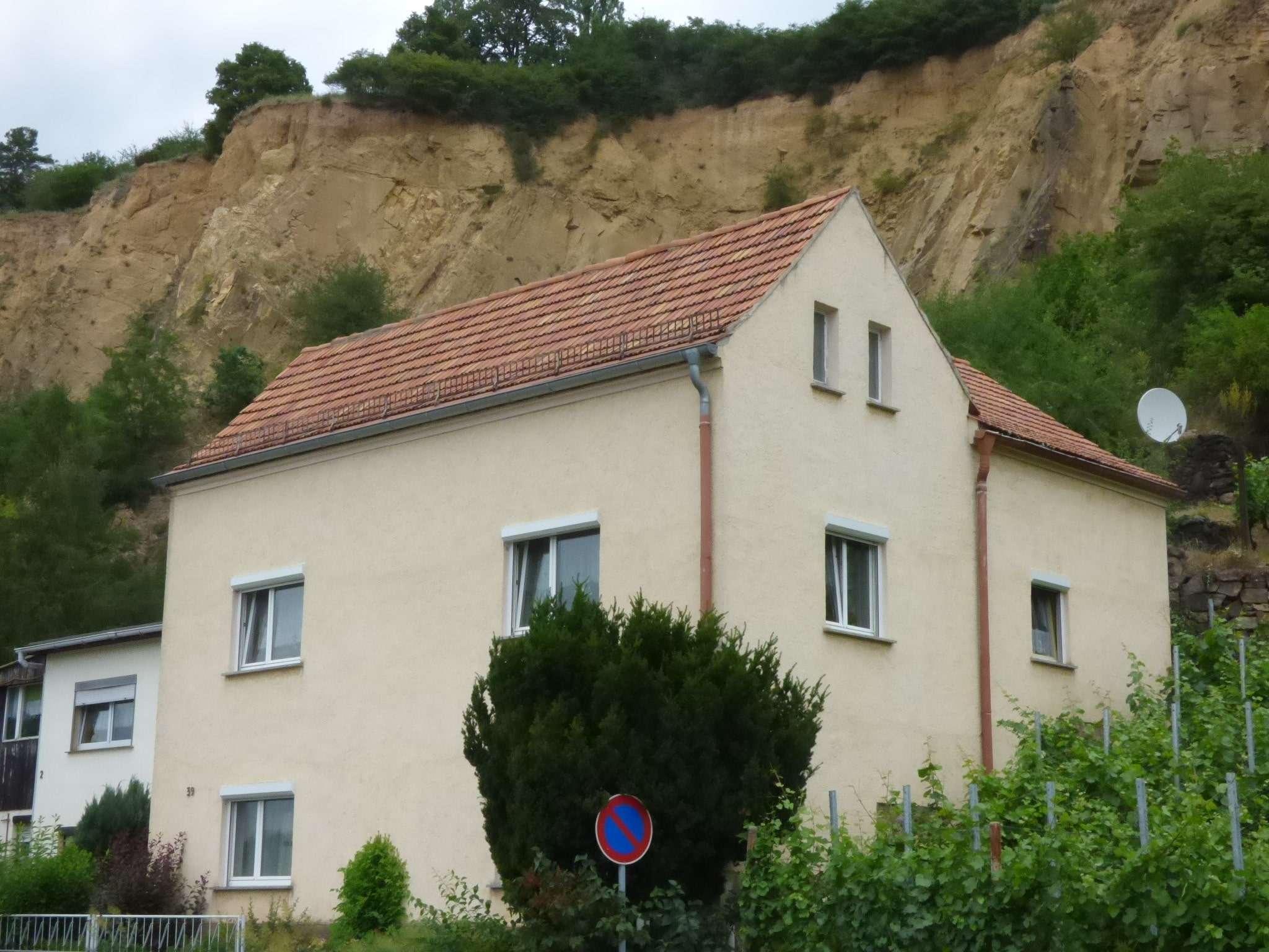 Diesbar-Seußlitz, romantischer Blick ins Elbtal - Haus zum Kauf in Diesbar-Seußlitz